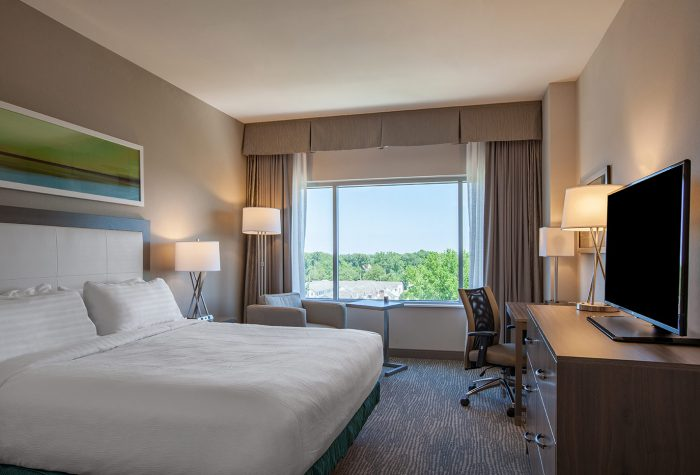 Turnaround of a Struggling Suburban, Upscale, Focused-Service Hotel