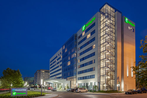 New Construction Hotel on Medical Campus